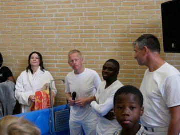 Na het dopen
